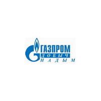 Логотип компании «Газпром добыча Надым»