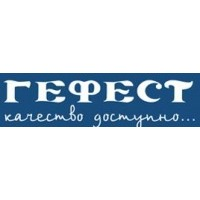 Логотип компании «ПК Гефест»