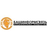 Логотип компании «Башинформсвязь»