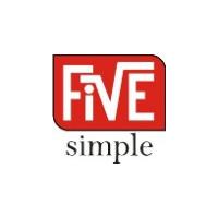 Логотип компании «Клуб Студента Simple-five»