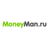Логотип компании «MoneyMan»