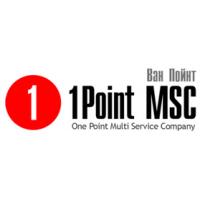 Логотип компании «1Point MSC»