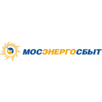 Логотип компании «Мосэнергосбыт»