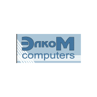 Логотип компании «ЭлкоМ»