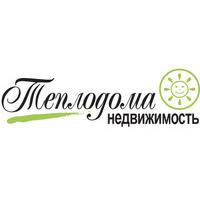 Логотип компании «Теплодома-Недвижимость»