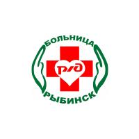 Логотип компании «Рыбинск - Железнодорожная больница»