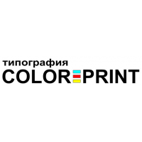 Логотип компании «КОЛОР принт»
