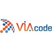 Логотип компании «VIAcode»