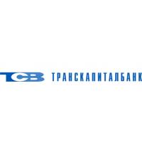 Логотип компании «ТРАНСКАПИТАЛБАНК»
