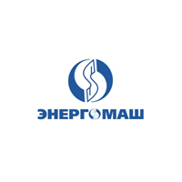 Логотип компании «Энергомаш»