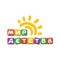 Логотип компании «Мир детства»