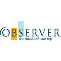Логотип компании «Observer»