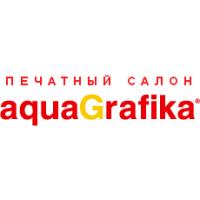 Логотип компании «АкваГрафика»