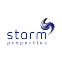 Логотип компании «Storm Properties»