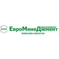 Логотип компании «ЕвроМенеджмент-Девелопмент»