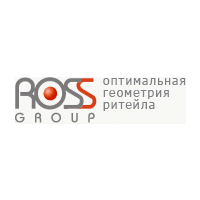 Логотип компании «ROSS GROUP»