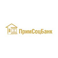 Логотип компании «ПримСоцБанк»