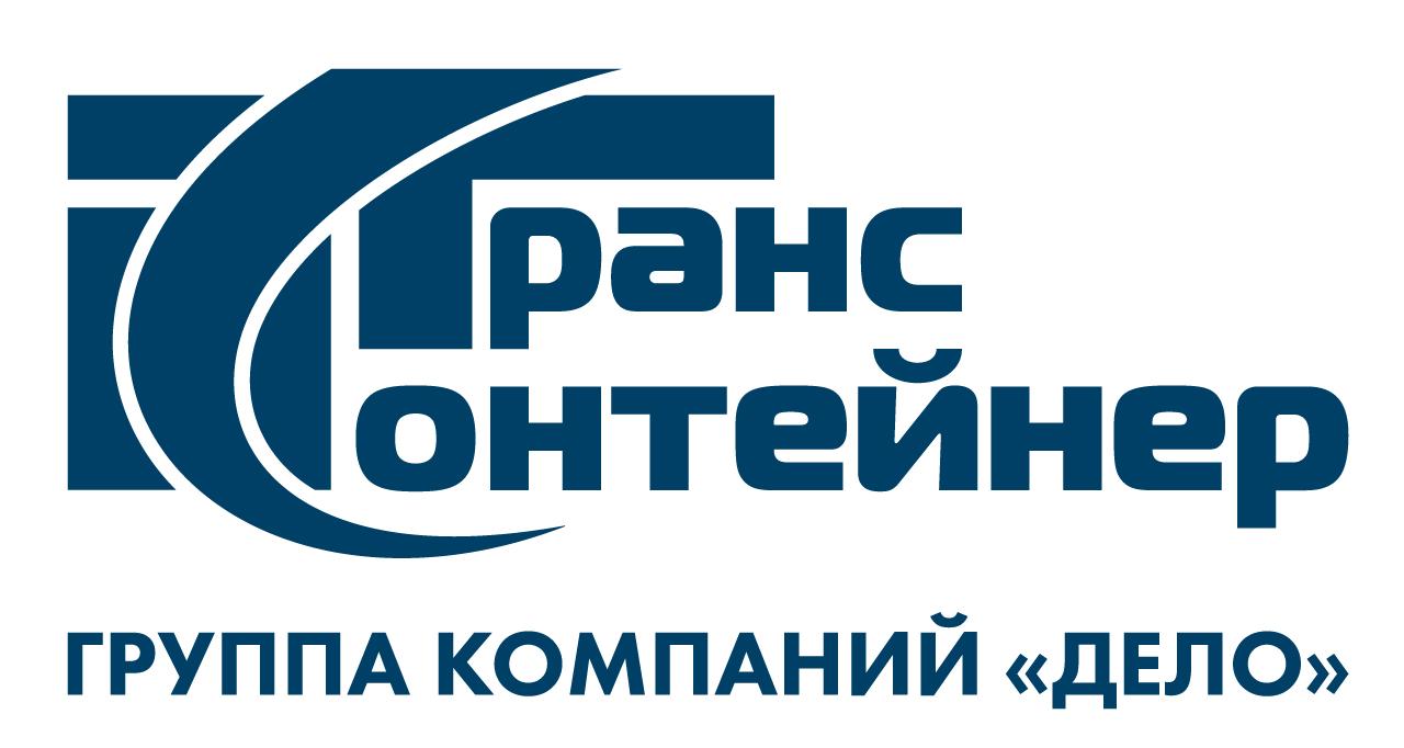 Логотип компании «ТрансКонтейнер»