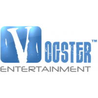 Логотип компании «Vogster Entertainment»