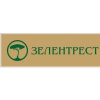 Логотип компании «Зелентрест»
