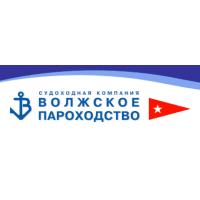 Логотип компании «Волжское пароходство»