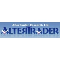 Логотип компании «AlterTrader Research»