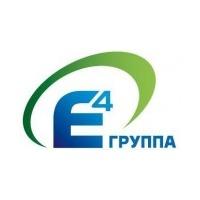 Логотип компании «Группа Е4»