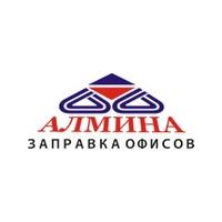 Логотип компании «Алмина»