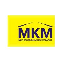 Логотип компании «МКМ - Мир кровельных материалов»