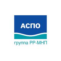 Логотип компании «Астраханское Судостроительное Производственное Объединение (АСПО)»