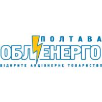Логотип компании «Полтаваоблэнерго»
