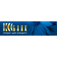 Логотип компании «КС БАНК»