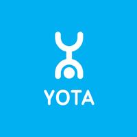 Логотип компании «Yota»