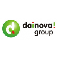 Логотип компании «Dainova Group»