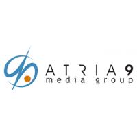 Логотип компании «Медиа Группа АТРИА9»