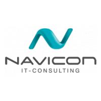 Логотип компании «Навикон»