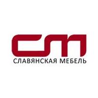 Логотип компании «Славянская мебель»