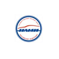 Логотип компании «Центральный научно-исследовательский автомобильный и автомоторный институт НАМИ»
