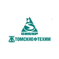 Логотип компании «Томскнефтехим»
