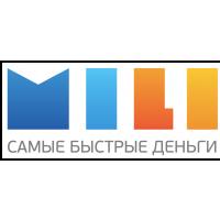 Логотип компании «MILI»
