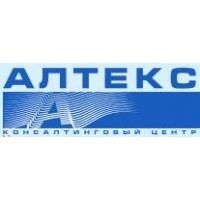 """Логотип компании «Консалтинговый центр """"Алтекс""""»"""