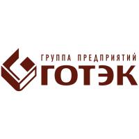 """Логотип компании «Управляющая компания группы предприятий """"ГОТЭК""""»"""