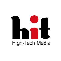 Логотип компании «High-Tech Media»