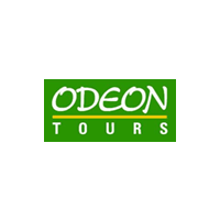 Логотип компании «Odeon Tours»