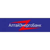 Логотип компании «Алтайэнергобанк»