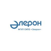 Логотип компании «СНПО Элерон»