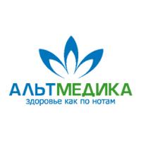 Логотип компании «АЛЬТМЕДИКА»