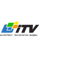Логотип компании «ITV»