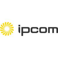 Логотип компании «IPCom»
