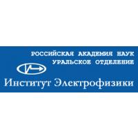 Логотип компании «Институт Электрофизики УРО РАН»